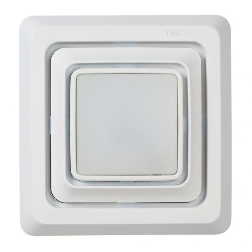LED Upgrade Grill For Bathroom Ventilation Fan