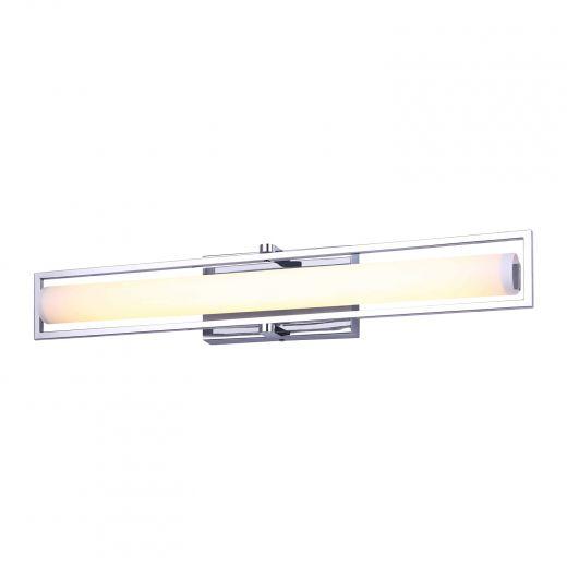 """Jori 24"""" LED Chrome Vanity Light"""