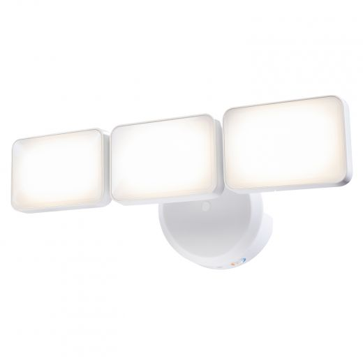 3 LED Light With ColorTune Dusk To Dawn Motion Sensor