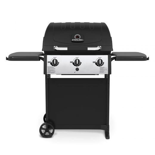 Sterling 40K BTU Stainless Steel Grill