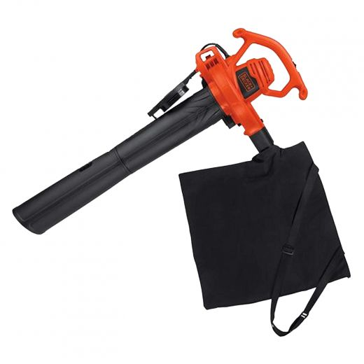 Black And Decker 11 Amp Blower And Vacuum
