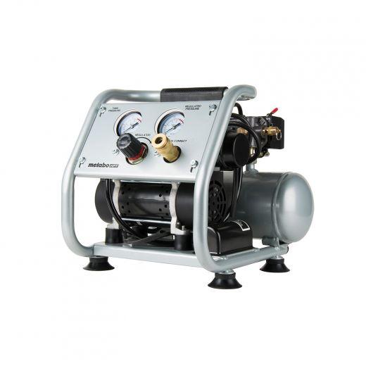 Ultra Quiet (59 DB) Oil-Free Portable 1 gallon Air Compresso
