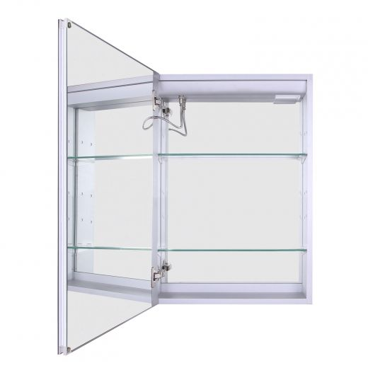 """LED Recessed 15-3/4"""" x 23-5/8"""" 3000K Touch With Inner Cabine"""
