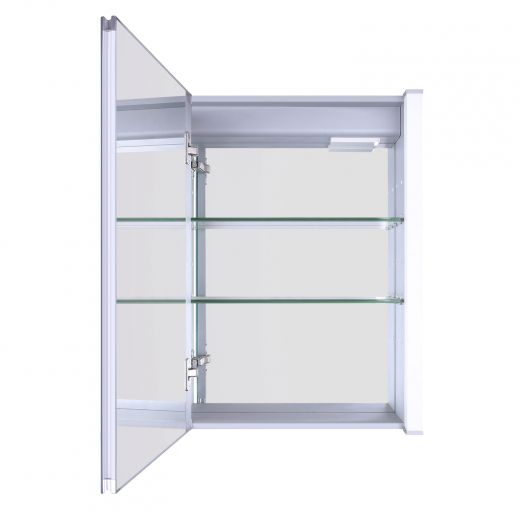 """LED Wall Mount 19-3/4"""" x 27-5/8"""" 3000K Touch Switch"""