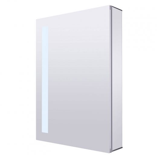 """LED Recessed Mount 19-3/4"""" x H 27-5/8"""" 3000K Touch Switch"""