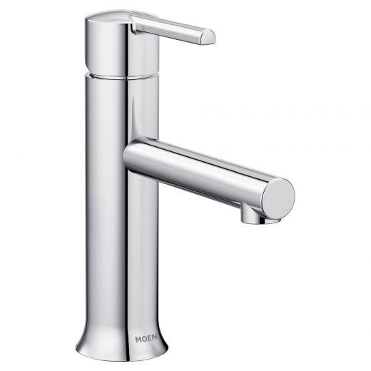 Arlys Chrome 1-Handle Bathroom Faucet
