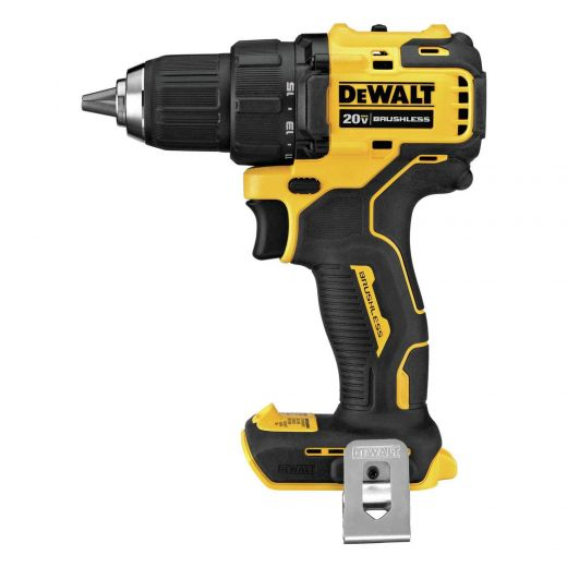 Atomic 20V Max* Brushless 1/2 In. Drill/Driver (Tool Only)