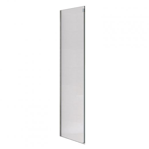 "36"" Inspiration 8mm Clear Glass Panel"
