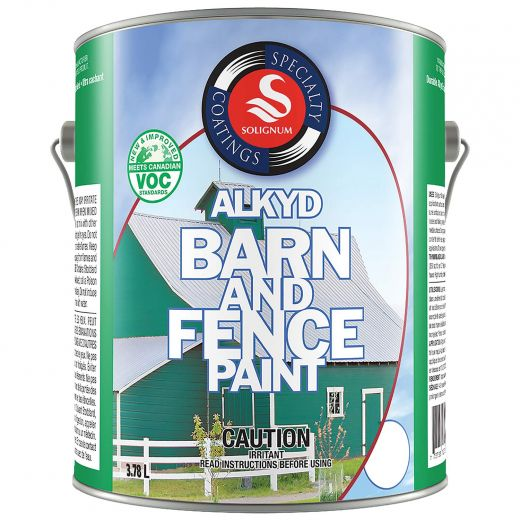 Barn and Fence Alkyd Paint 4L