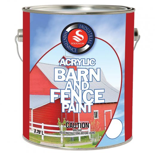 Barn and Fence Acrylic Paint 4L