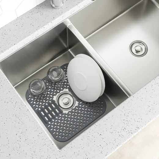 Sling Small Charcoal Sink Mat