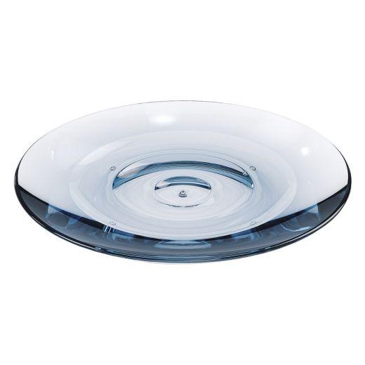 Droplet Denim Soap Dish