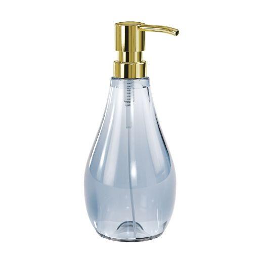 Droplet Denim Soap Pump