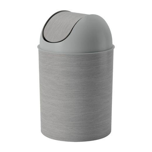 Mezzo Graywood Waste Can