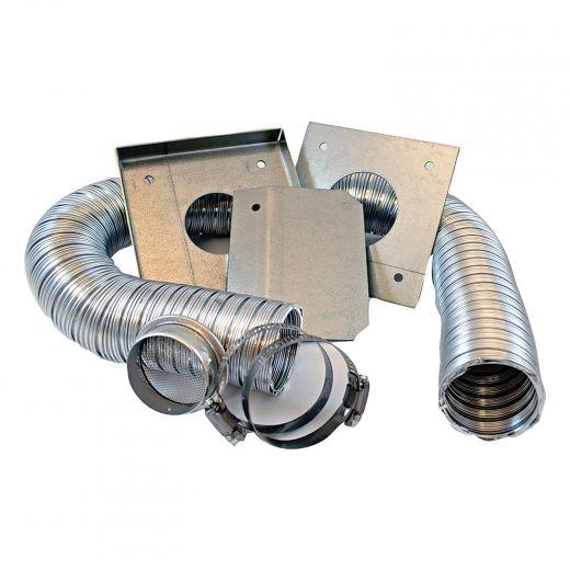 Pellet Stove Outside Air Kit