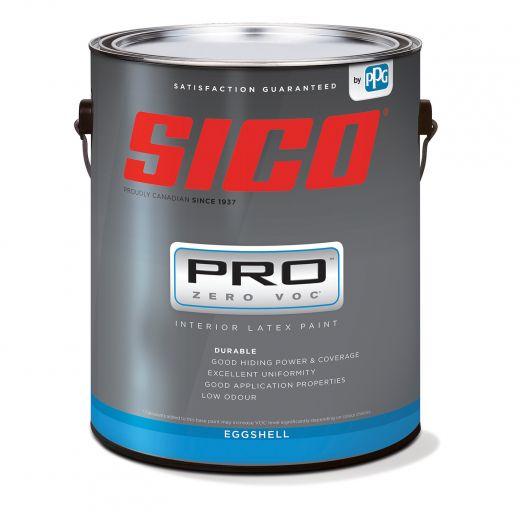 Sico Pro Zero Voc Interior Eggshell 3.78L