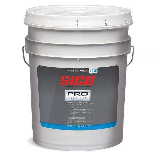 Sico Pro Zero Voc Interior Eggshell White Base 18.9L