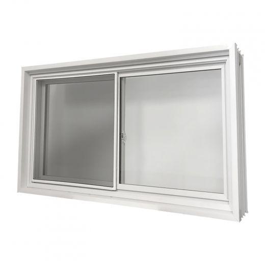 """Foundation Window 48 x 24 x 8"""" Glass Kit"""