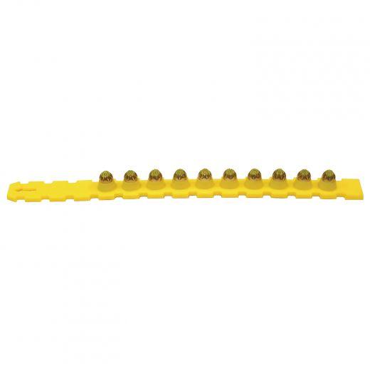0.27-Caliber Plastic, 10-Shot Strip Load Green Level 3