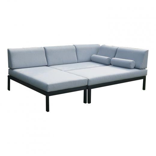 Bayswater 3 Piece Modular Lounge Set