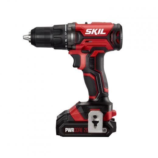"""20V 1/2"""" Drill & Driver Kit"""