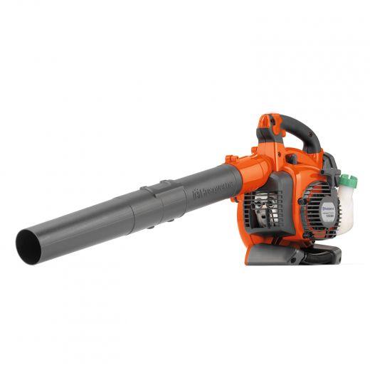 Husqvarna 28cc Gas Leaf Blower & Vaccuum 125BVX