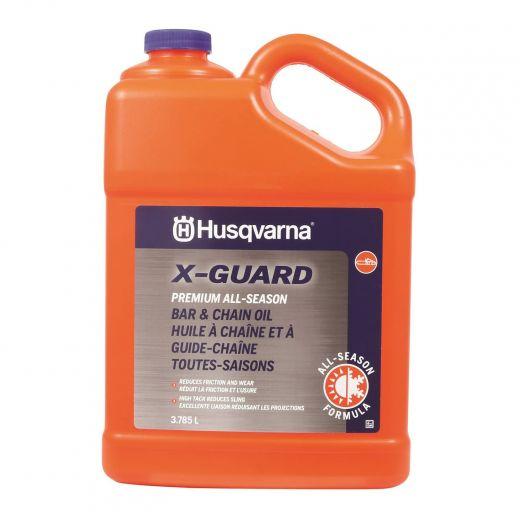 Husqvarna X-Guard Bar And Chain Oil 3785ml