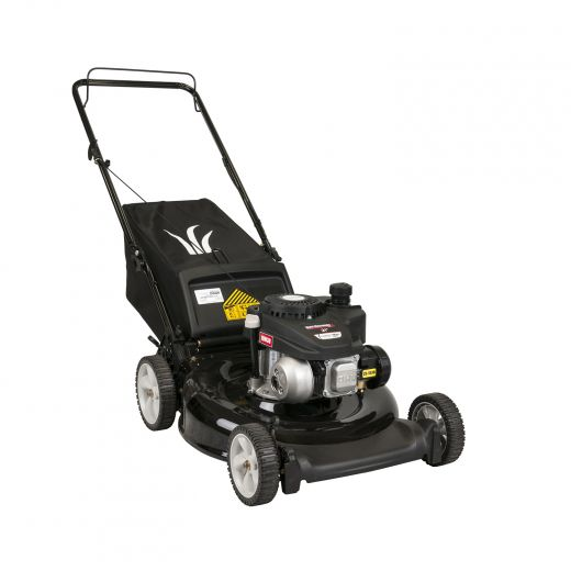 Yard Machines 140cc Mulch And Rear Bag Push Mower