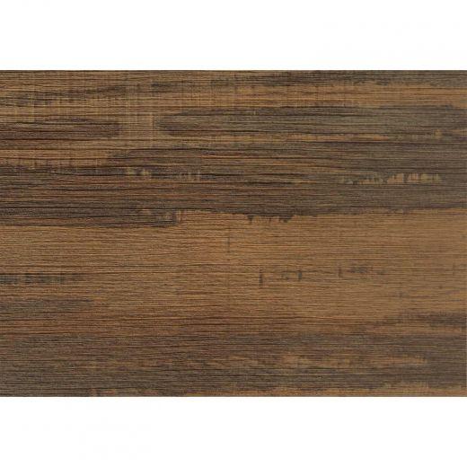 """48"""" Brown Reclaimed Wood Desk"""