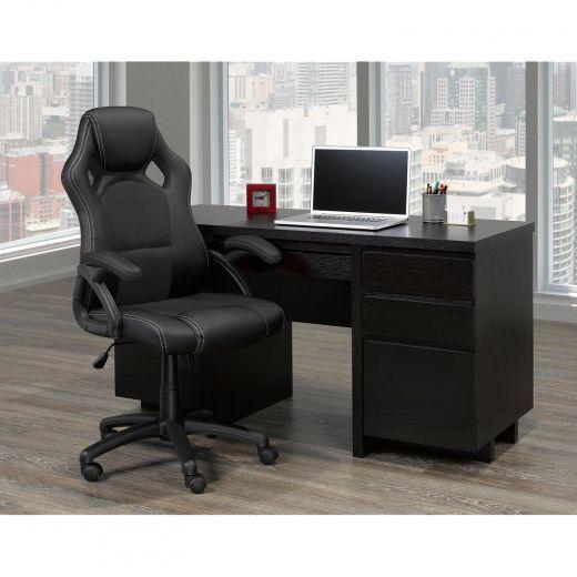 High Back Black Office Chair