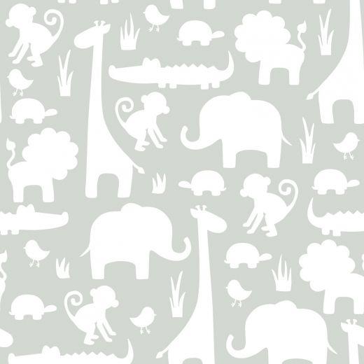 Nuwallpaper Peel And Stick It's a Jungle