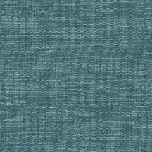 Nuwallpaper Peel And Stick Grassweave Navy