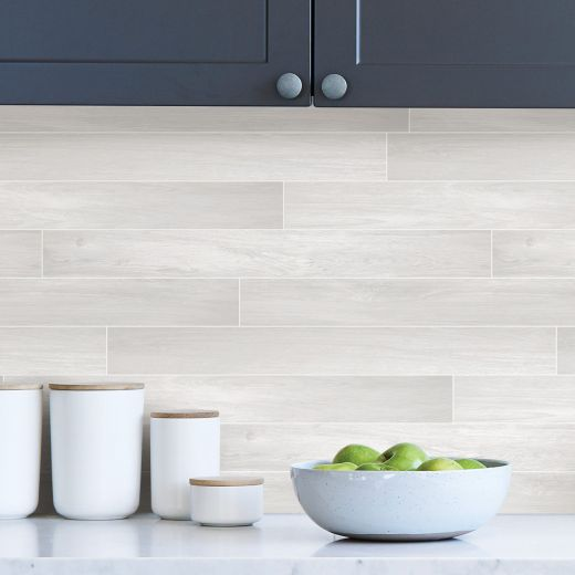 In Home Peel And Stick Backsplash Timber