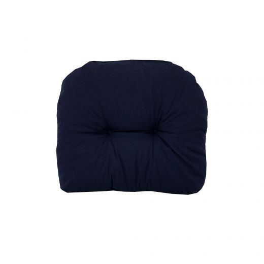 Reversable Athens Chair Cushion-Blue