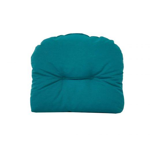 Reversable Athens Chair Cushion-Turqoise