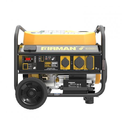4550/3650 Watt Remote Start Gas Portable Generator