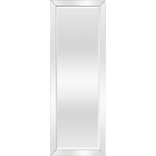 "24"" x 70"" Full Size Leaner Mirror-Pewter"