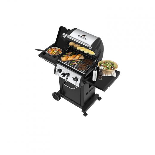 Broil King Monarch 340 Gas Barbecue LP