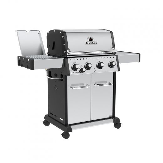 Broil King Crown S440 Gas Barbecue LP