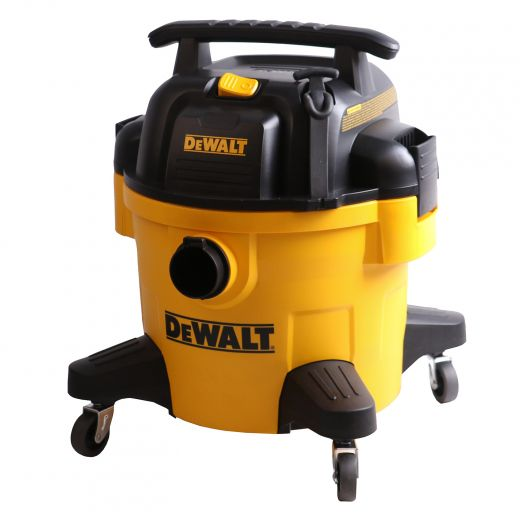 DeWALT 6 Gallon Poly Wet Dry Vacuum