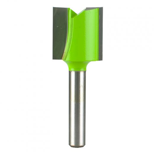 """3/4"""" x 1/4"""" Shank Straight Professional Router Bit - Exchang"""