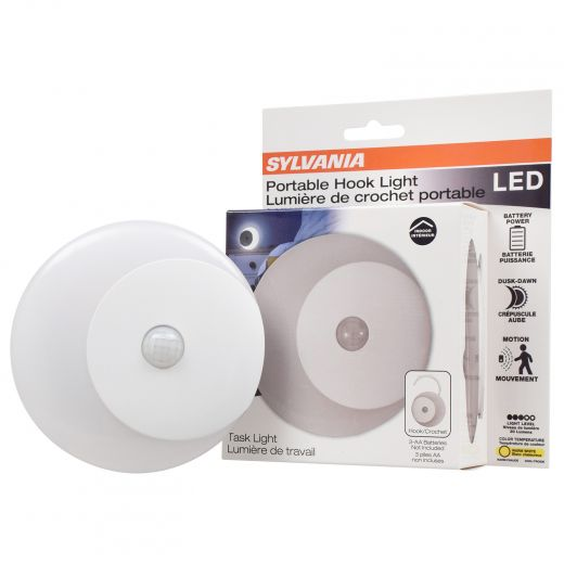 Portable LED Light Round
