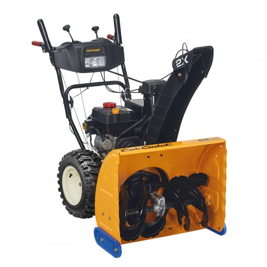 """Cub Cadet 24"""" 2-Stage Snow Blower With 208cc Engine"""