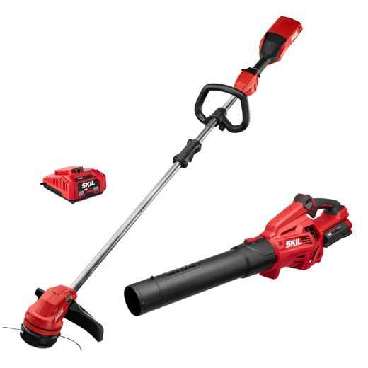 """SKIL 14"""" String Trimmer And Blower Combo Kit"""