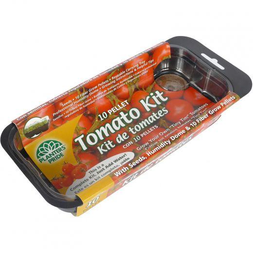 Windowsill Tomato Greenhouse Kit