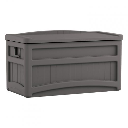 73 Gallon Medium Deck Box-Stoney
