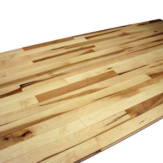 "2-1/4"" Hard Maple Rustic Hardwood Flooring 20 Sq-ft/Box"
