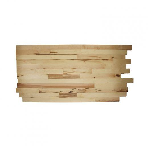 "3-1/4"" Hard Maple Rustic Hardwood Flooring 20 Sq-ft/Box"