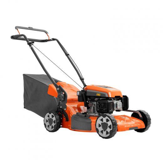 "Husqvarna 20"" 3-In-1 160 cc Push Lawnmower"