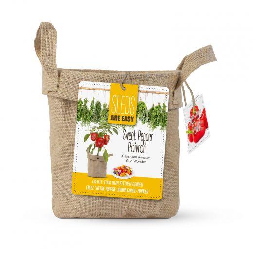 EZ Sweet Pepper Seeds